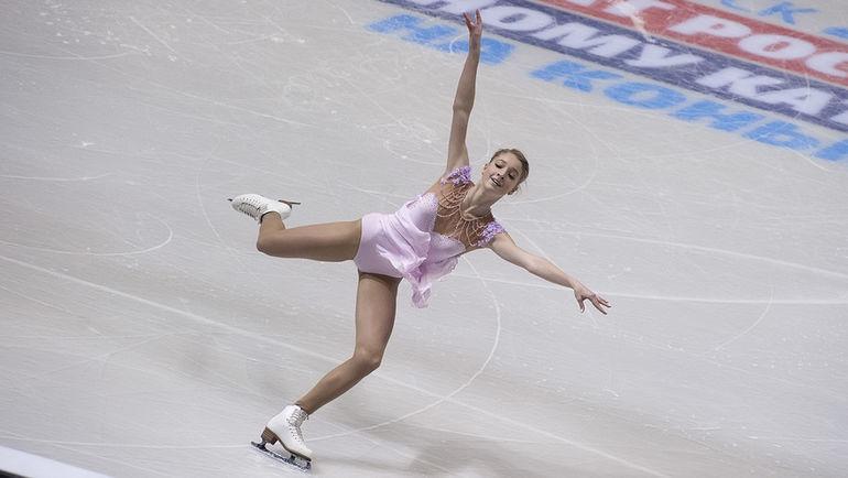 Степанова иБукин— третьи после короткого танца воФранции