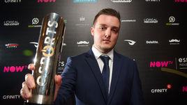 Победитель чемпионата мира по FIFA 17 признан лучшим киберспортсменом года в Великобритании