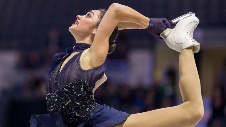 Фигуристка Загитова выиграла этап Гран-при воФранции, Сотскова— 2-ая