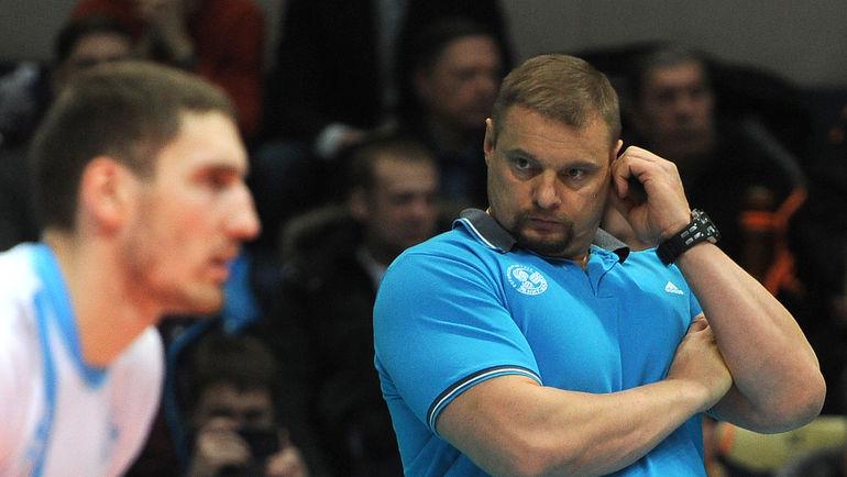 Максим МИХАЙЛОВ (слева) и Владимир АЛЕКНО. Фото Никита УСПЕНСКИЙ