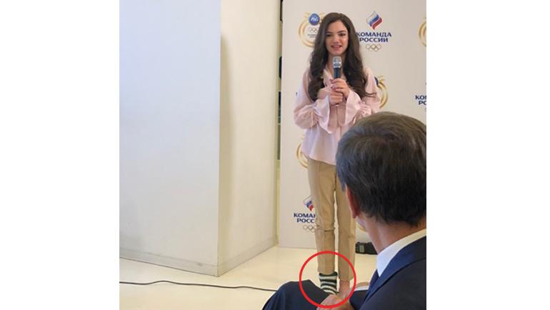 Медведева рассчитывает выступить вФинале Гран-при, невзирая натравму стопы