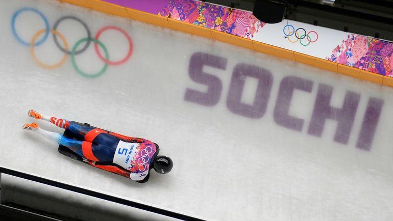 Александр ТРЕТЬЯКОВ в Сочи. Фото AFP