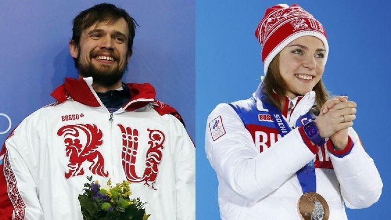 Александр ТРЕТЬЯКОВ и Елена НИКИТИНА.