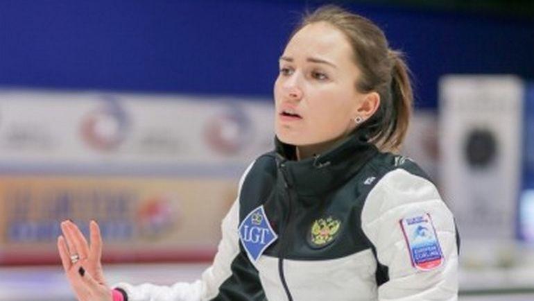 Команда Анны СИДОРОВОЙ не сумела побороться за медали чемпионата Европы. Фото WCF/Richard Gray