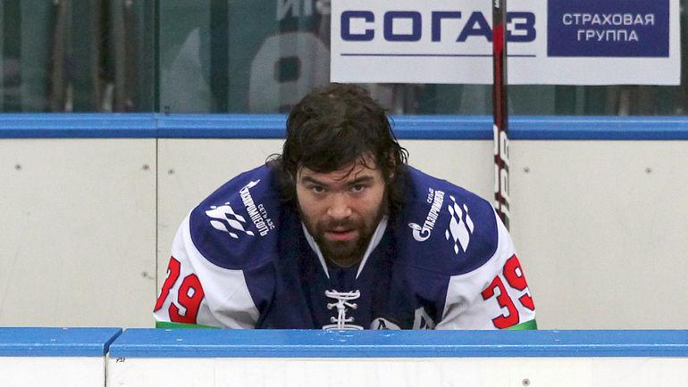 Максим РЫБИН. Фото Алексей БЕЗЗУБОВ, photo.khl.ru