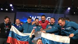 Российская пятерка победила на европейской квалификации к