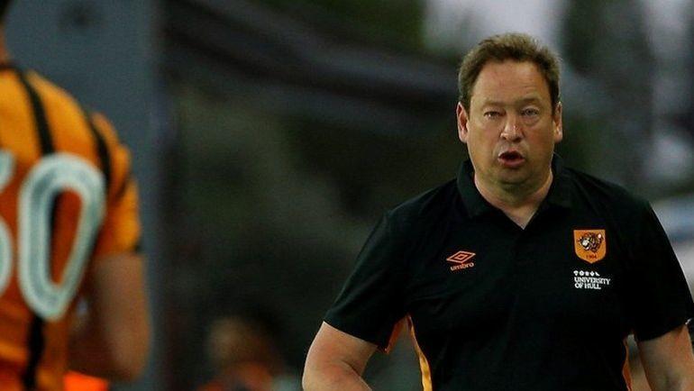Покинувший пост тренера «Халла» Слуцкий обсудит свое будущее сАбрамовичем