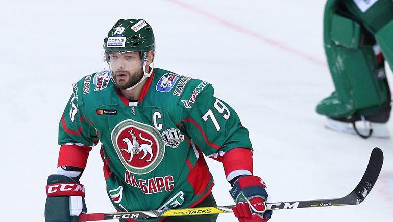 Андрей МАРКОВ. Фото photo.khl.ru