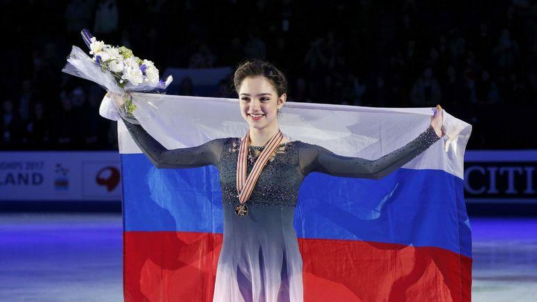 Евгения Медведева: ячувствую, что мысделали все возможное