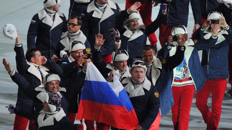 """Поедут ли российские спортсмены на Олимпиаду в Пхенчхане, несмотря на запрет МОК выступать под российским флагом? Фото Александр ФЕДОРОВ, """"СЭ"""""""