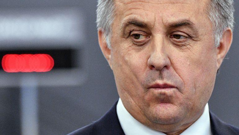 Виталий МУТКО как официальное лицо в Корею точно не поедет. Фото AFP