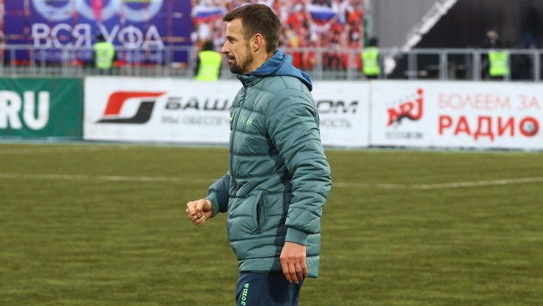 «Ростов» впервом матче после ухода Кучука победил «Уфу»