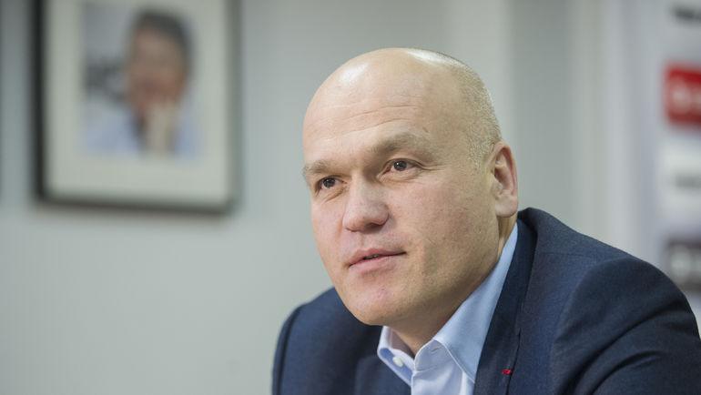 """Андрей ФИЛАТОВ. Фото Федор УСПЕНСКИЙ, """"СЭ"""""""