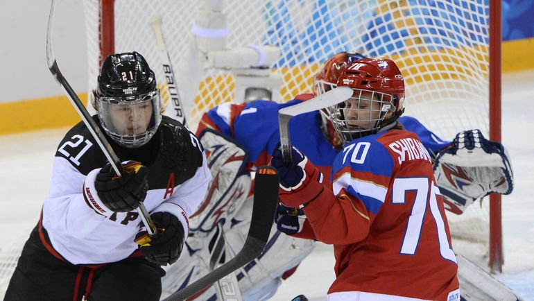 Анна ШИБАНОВА (№70). Фото AFP