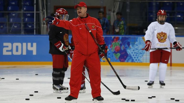 Михаил ЧЕКАНОВ. Фото REUTERS