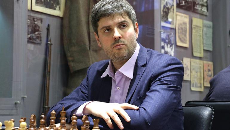 Петр СВИДЛЕР - восьмикратный чемпион России. Фото Этери КУБЛАШВИЛИ