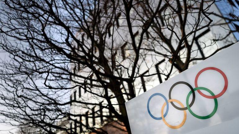 МОК опубликовал схему допуска российских спортсменов на Олимпиаду. Фото AFP