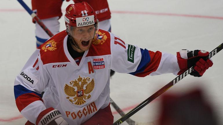 Россия победила Финляндию на Кубке Первого канала (Видео)