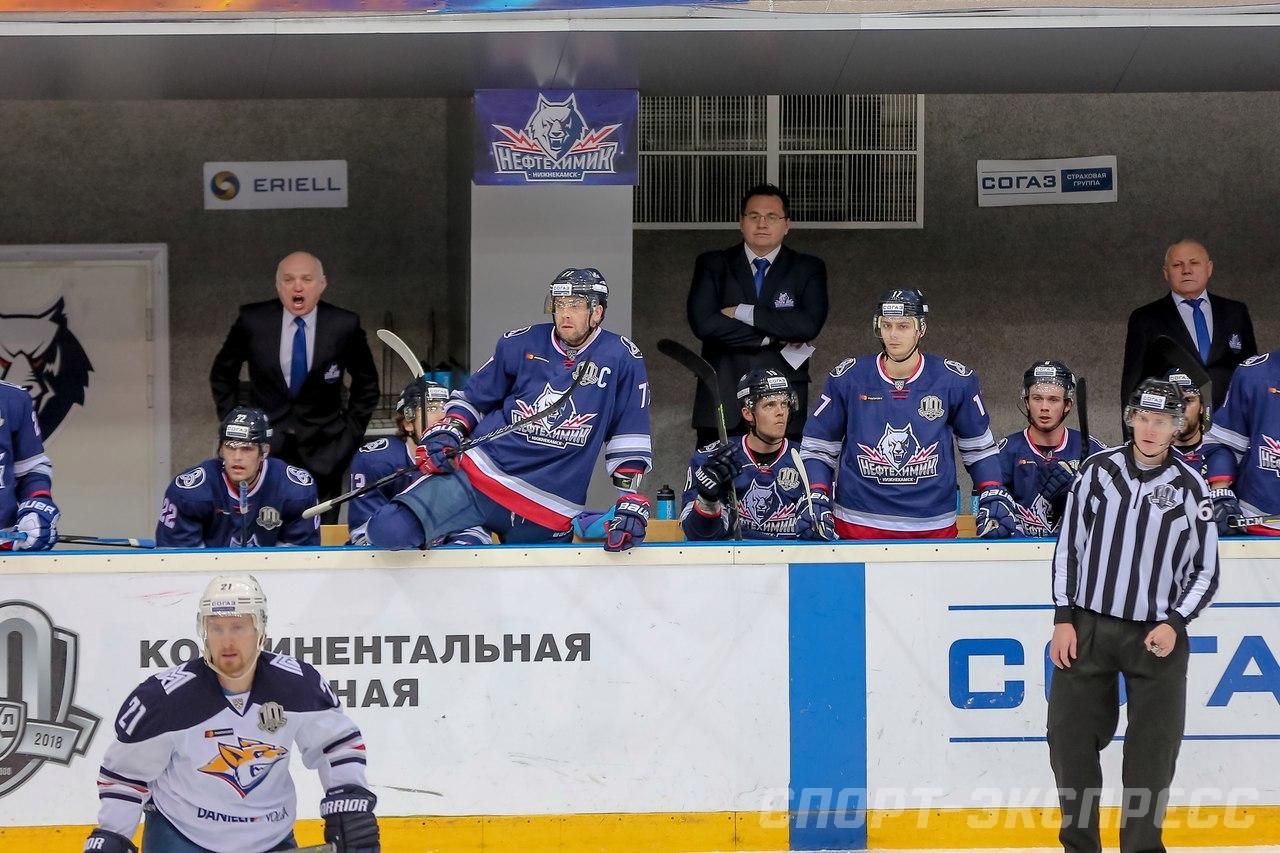 Прогноз на КХЛ: Нефтехимик – Сочи – 15 октября 2018 года