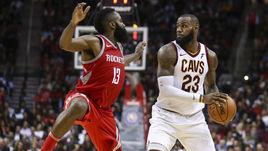 Леброн или Харден? Итоги первой части сезона в НБА