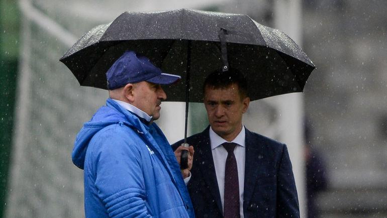 Александр Алаев назвал нежданным своё назначение врио президента РФС