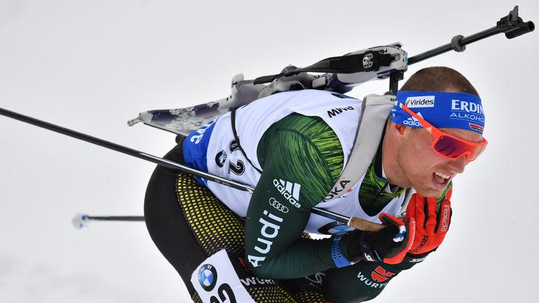 Эрик ЛЕССЕР. Фото AFP