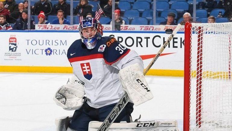 Сборная Словакии обыграла США наМЧМ