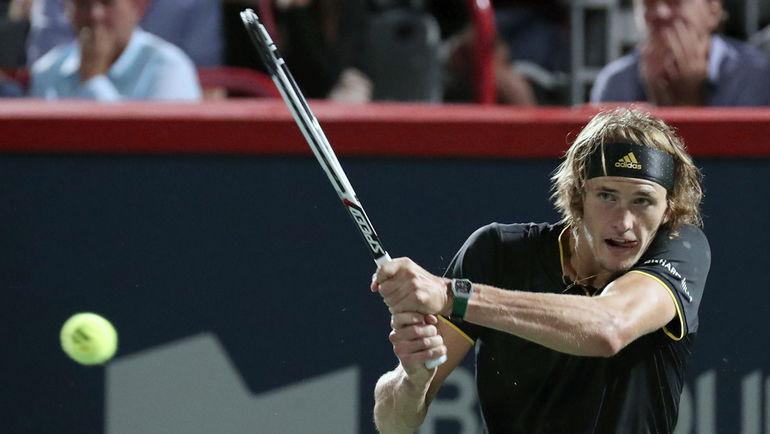 Александр ЗВЕРЕВ. Фото USA TODAY Sports