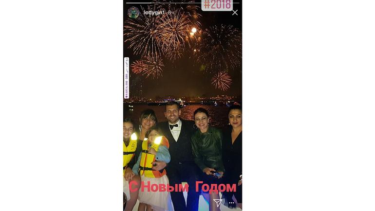 Юрий ЛОДЫГИН собрал всю семью в Дубае. Фото instagram.com