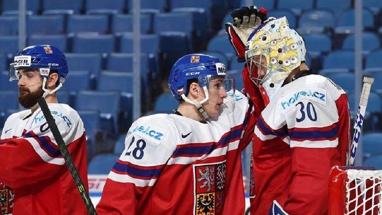Сборная Чехии не пустила Финляндию в полуфинал молодежного чемпионата мира. Фото Официальный сайт ИИХФ