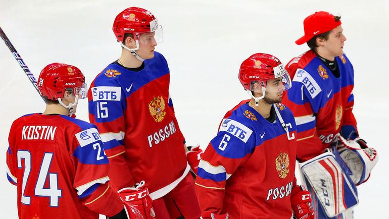 Россия уступила США в 1/4 финала МЧМ по хоккею (Видео)