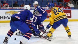 Американская трагедия. Шведы свергли чемпиона и сыграют с Канадой