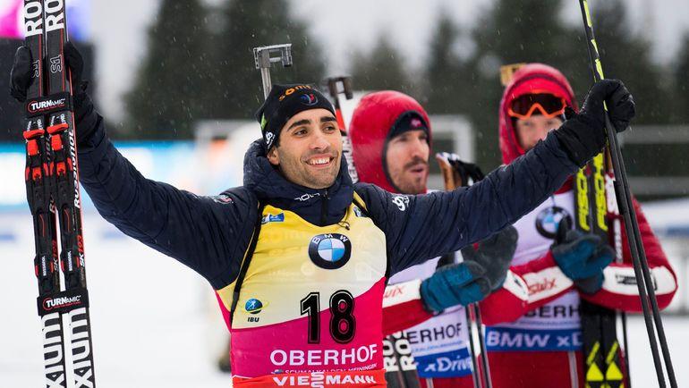 Домрачева финишировала 6-ой наэтапе Кубка мира вОберхофе