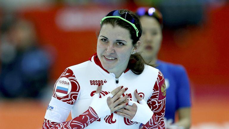 Ангелина ГОЛИКОВА. Фото REUTERS