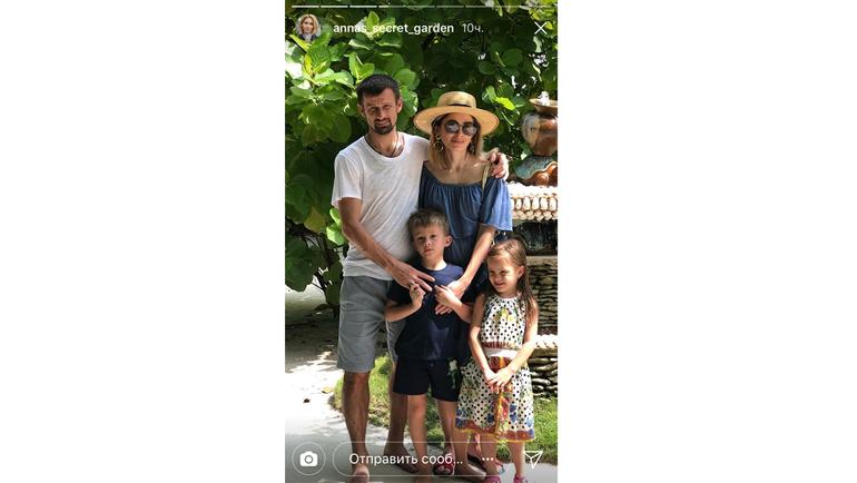 Семейный отдых Сергея СЕМАКА на Мальдивах. Фото instagram.com