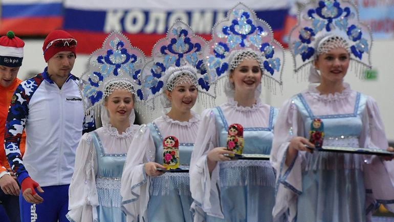 """Январь. Павел КУЛИЖНИКОВ (слева) в Коломне. Фото Александр ФЕДОРОВ, """"СЭ"""""""