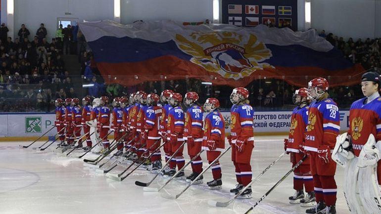 Как сборной России избежать встреч с Канадой и США до финала? Фото ФХР/fhr.ru