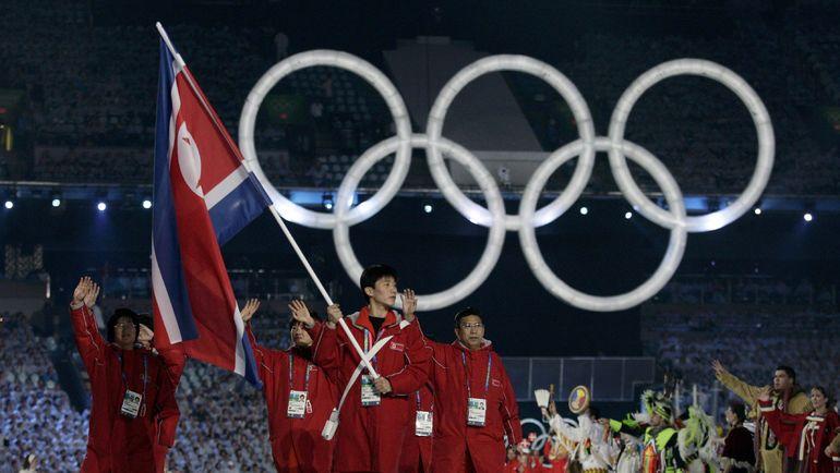 В последний раз спортсменов из КНДР видели на зимних Играх в 2010 году. Фото REUTERS