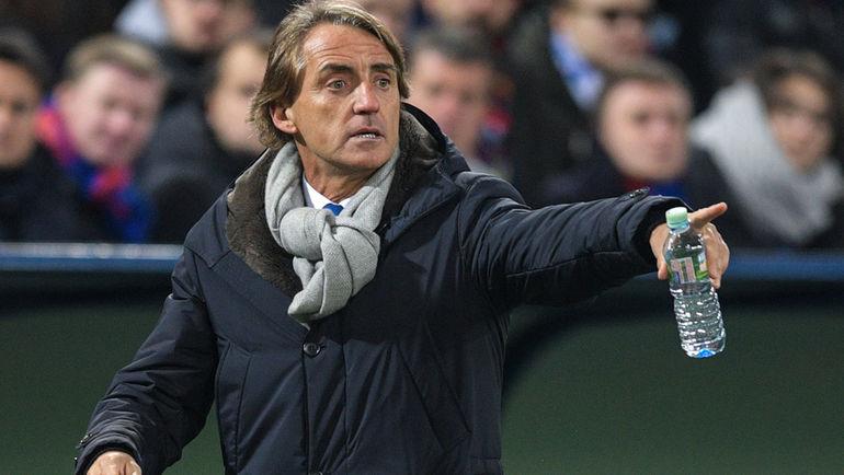 Манчини: неисключаю, что возглавлю сборную Италии вначале лета