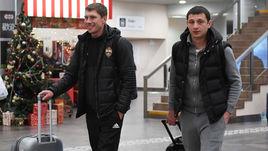 ЦСКА вылетел на сбор в Испанию