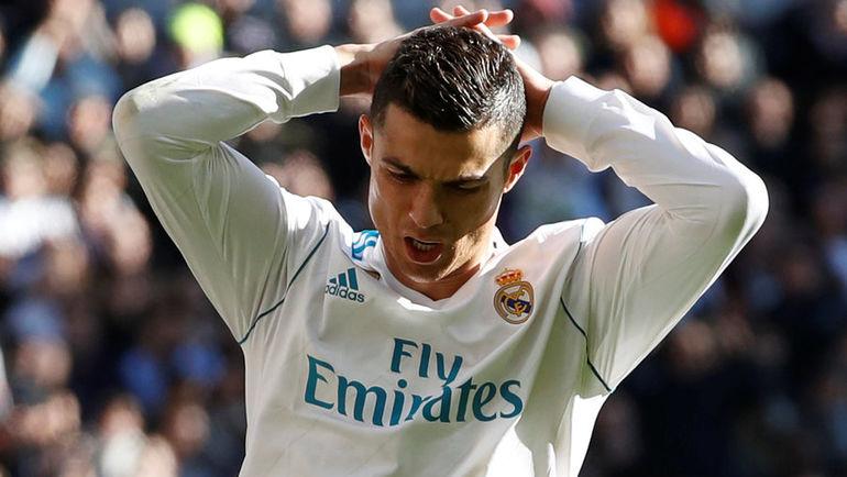 Футболисты «Реала» выступили против Роналду
