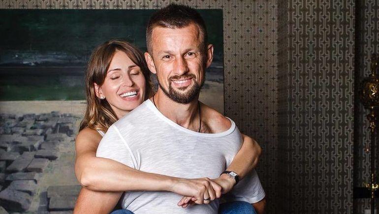 Сергей и Анна Семак. Фото Инстаграм Анны Семак