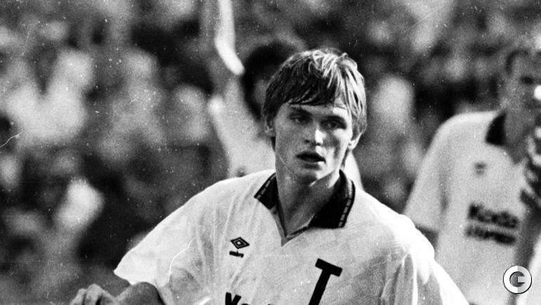 1991 год. Юрий ТИШКОВ.