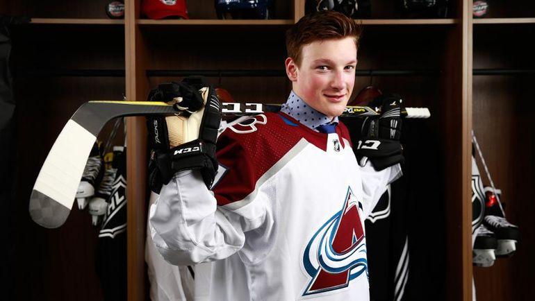 Кэйл МАКАР. Фото НХЛ