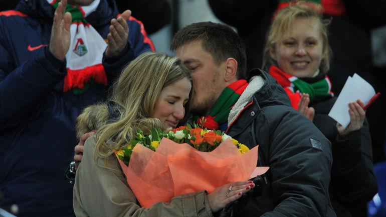 """Фанаты """"Локо"""" обещают принять болельщиков """"Ниццы"""", как родных. Фото Александр ФЕДОРОВ, """"СЭ"""""""