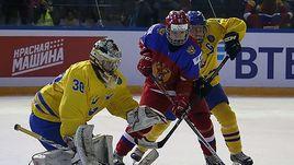 Шведская стена. Россия не смогла попасть в исторический финал с Америкой