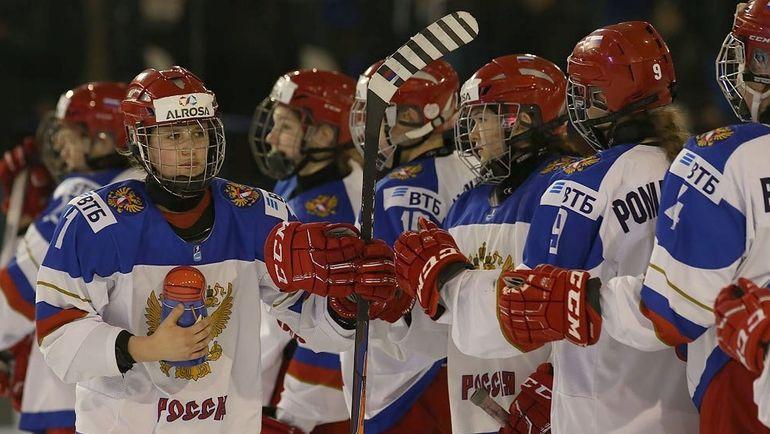 Россиянки остались без медалей Молодежного чемпионата мира-2018. Фото ФХР