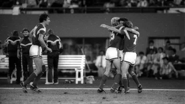 1988 год. Сеул. Победная Олимпиада сборной СССР.