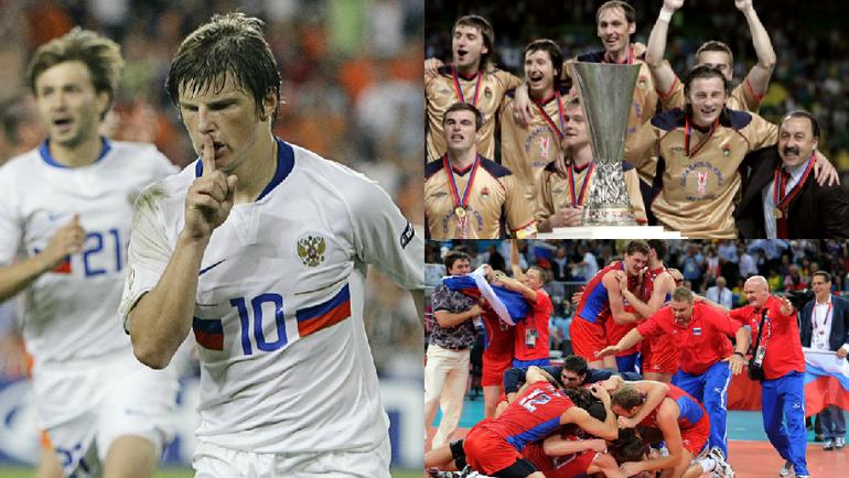 Победы российского спорта, которые можно экранизировать.
