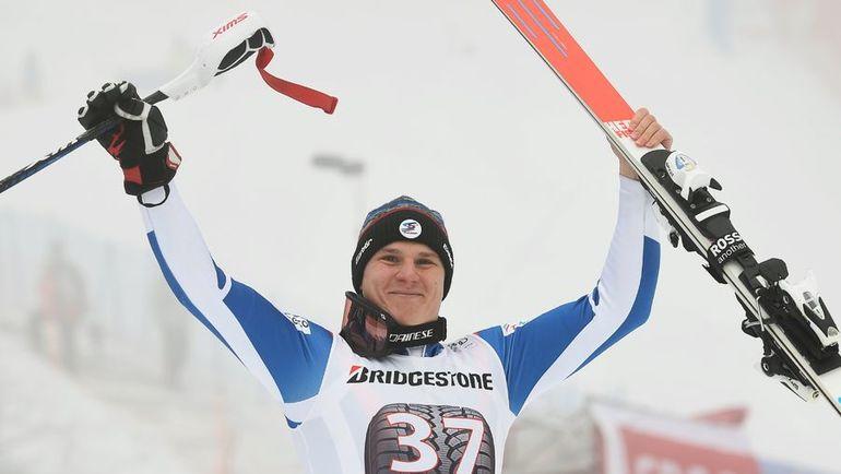 Пятница. Венген. Павел ТРИХИЧЕВ. Фото AFP